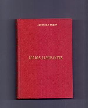 LOS DOS ALMIRANTES (Biblioteca de obras famosas: J. Fenimore Cooper