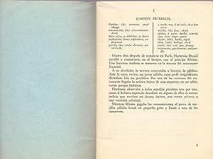 LA GARRAFA DE AGUA (Textos para traducciones): Agarthis Press