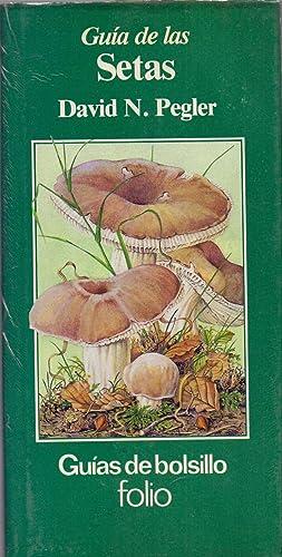 GUIA DE LAS SETAS (guias de bolsillo folio): David N. Pegler