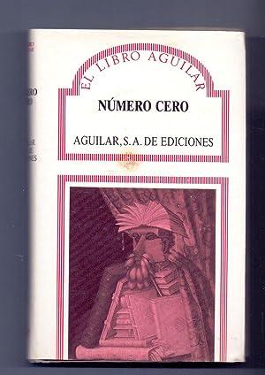 EL LIBRO AGUILAR - NUMERO CERO (Libro: Aguilar Ediciones
