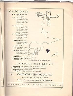 RESIDENCIA - REVISTA CUATRIMESTRAL DE LA RESIDENCIA DE ESTUDIANTES - ENERO-ABRIL 1926 - MADRID - ...