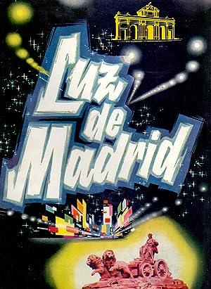 LUZ DE MADRID: Juan Lillo Orzaes (Colaboracion literaria de Cesar Gonzalez Ruano) - Prologo de el ...