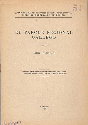 EL PARQUE TEGIONAL GALLEGO - LOS ANCARES: Luis Iglesias