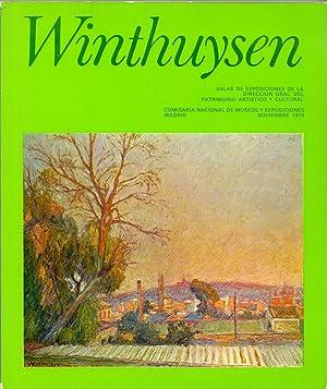 DE COMO ME HICE PINTOR Y JARDINERO: Javier de Winthuisen