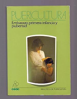 PUERICULTURA -Embarazo,primera infancia y pubertad-: Carmen Butiña Jimenez
