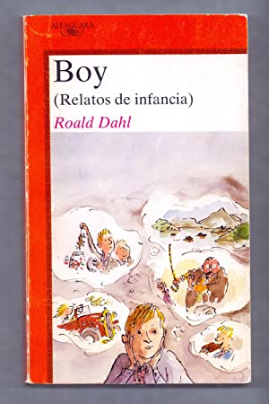 roald dahl boy book report These two books tell the story of roald dahl's life from boyhood to his return home at the end of his active flying life as a fighter pilot in the second world war dahl's parents were norwegian but he was born in wales, in 1916 when he was three both his sister and his father died, but his mother stayed in.