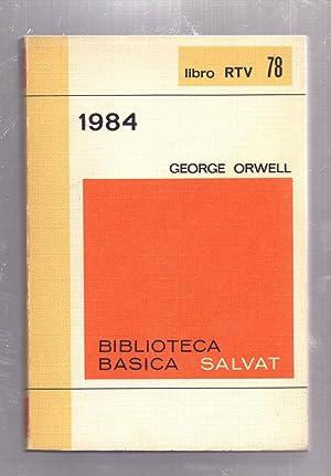 1984: George Orwell -