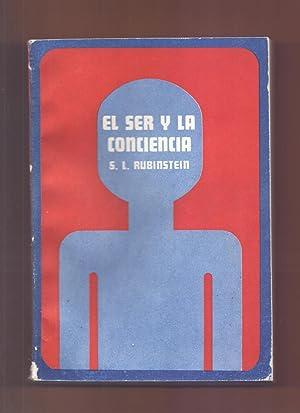 EL SER Y LA CONCIENCIA: S. L. Rubinstein