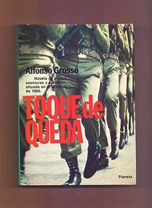 TOQUE DE QUEDA: Alfonso Grosso