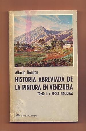 HISTORIA ABREVIADA DE LA PINTURA EN VENEZUELA: Alfredo Boulton