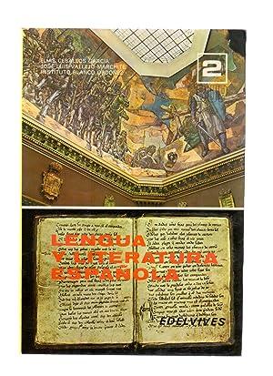 LENGUA Y LITERATURA ESPAÑOLA - 2 BUP: Elias Ceballos Garcia