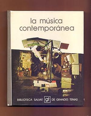 LA MÚSICA CONTEMPORANEA: Montserrat Albert