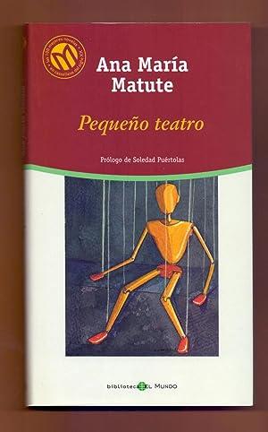 PEQUEÑO TEATRO: Ana Maria Matute