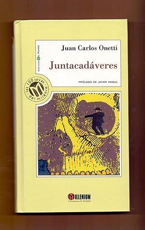 JUNTACADÁVERES: Juan Carlos Onetti