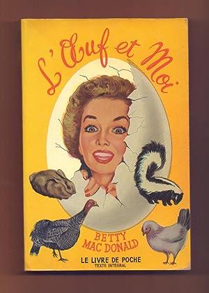 L'OEUF ET MOI: Betty Mac Donald