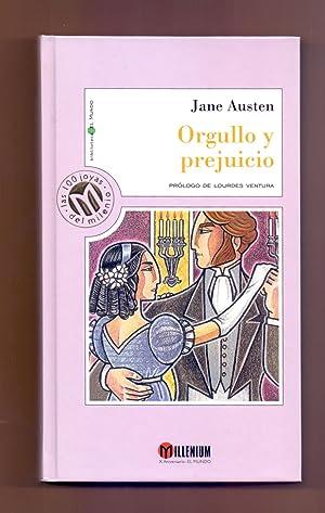ORGULLO Y PREJUICIO: Jane Austen -