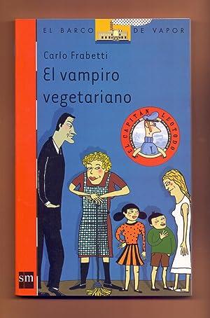 EL VAMPIRO VEGETARIANO: Carlo Frabetti