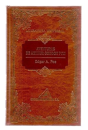 AVENTURAS DE ARTHUR GORDON PYM: Edgar A. Poe