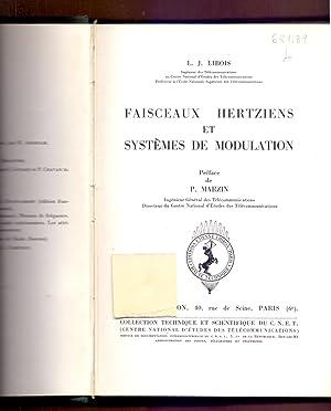 FAISCEAUX HERTZIENS ET SYSTEMES DE MODULATION: L. J. Libois