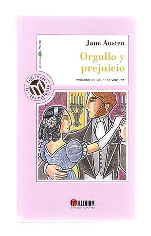ORGULLO Y PREJUICIO: Jane Austen /