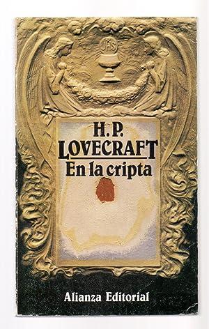 EN LA CRIPTA: H. P. Lovecraft