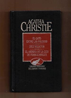 EL GATO ENTRE LAS PALOMAS / DIEZ: Agatha Christie