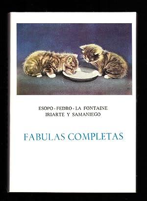 FABULAS COMPLETAS: Esopo - Fedro