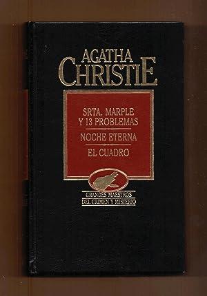 SRTA. MARPLE Y 13 PROBLEMAS / NOCHE: Agatha Christie