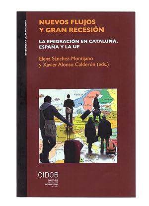 NUEVOS FLUJOS Y GRAN RECESION, LA EMIGRACION: Elena Sanchez-Montijano /