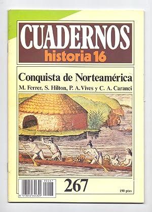 CONQUISTA DE NORTEAMERICA: M. Ferrer /