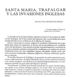 LA BATALLA NAVAL DE SANTA MARIA, LA: Alejandro Nelson Bertocchi