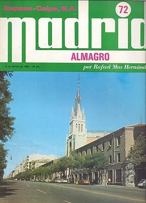 ALMAGRO - SOCIOLOGIA, HISTORIA, VIDA , ARQUITECTURA: Rafael Mas Hernandez