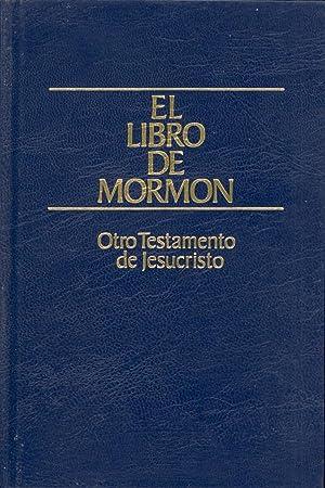 EL LIBRO DEL MORMON - OTROP TESTAMENTO: La Iglesia de