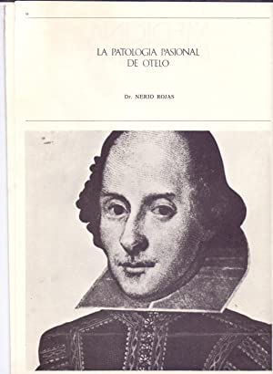 LA PATOLOGIA PASIONAL DE OTELO: Dr. Nerio Rojas