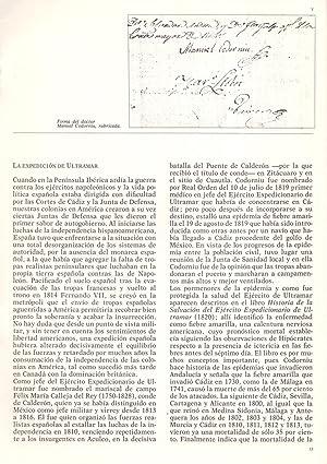 MANUEL CODORNIU FERRERAS (1788-1857) - AZARES DE UN MEDICO LIBERAL EN LA SOCIEDAD HISPANOAMERICANA ...