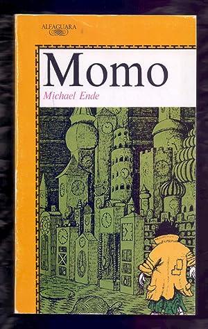 MOMO - O LA EXTRAORDINARIA HISTORIA DE: Michael Ende /