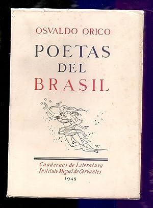 POETAS DEL BRASIL: Osvaldo Orico (Academico)
