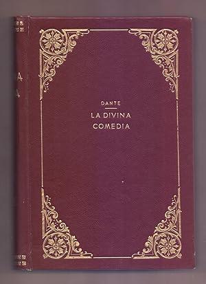 LA DIUVINA COMEDIA: Dante Alighieri /