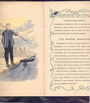 LA INDUSTRIA PESQUERA MARITIMA: Ramon de Arriaga