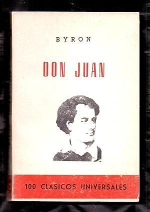 DON JUAN: Lord Byron