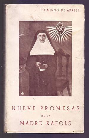 NUEVE PROMESAS DE LA MADRE RAFOLS: Domingo de Arrese