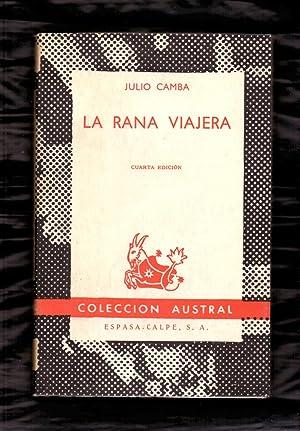 LA RANA VIAJERA: Julio Camba