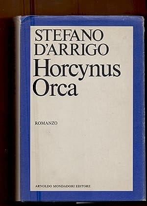 HORCYNUS ORCA - ROMANZO -: Stefano D Arrigo