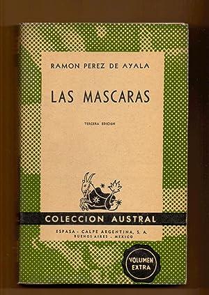 LAS MASCARAS - GALDOS, BENAVENTE, VALLE-INCLAN, LINARES: Ramon Perez de