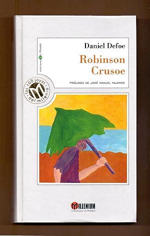 ROBINSON CRUSOE: Daniel Defoe (Traduccion