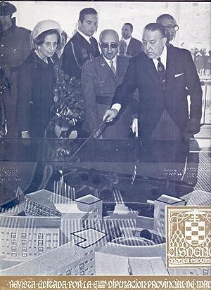 CIUDAD SOCIAL DE ANCIANOS -FRANCISCO FRANCO- por Juan Sampelayo y otros estudios y autores: ...
