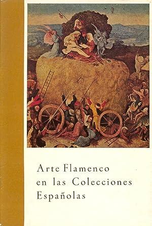 ARTE FLAMENCO EN LAS COLECCIONES ESPAÑOLAS (OCTUBRE-DICIEMBRE 1958): Sociedad Española de ...