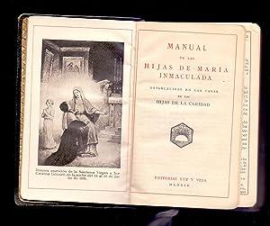 MANUAL DE LAS HIJAS DE MARIA INMACULADA: Hijas de La