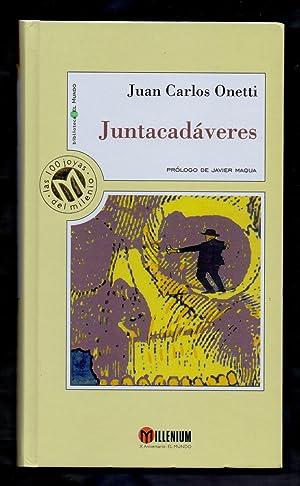 JUNTACADAVERES: Juan Carlos Onetti