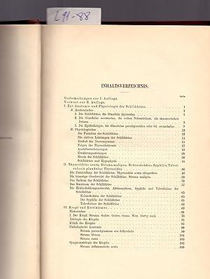 DIE ERKRANKUNGEN DER SCHILDDRUSE, MYXODEM UND KRETINISMUS: Dr. C. A.